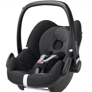 Maxi Cosi Pebble Infant Car Seat - Black Raven