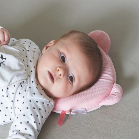 Petit Panda Air+ Breathable Baby Pillow Memory Foam