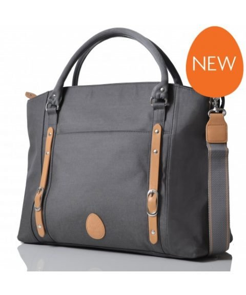 Pacapod Mirano Pewter Changing Bag