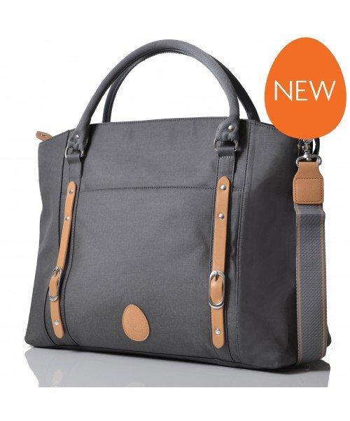 Pacapod Mirano Pewter Changing Bag