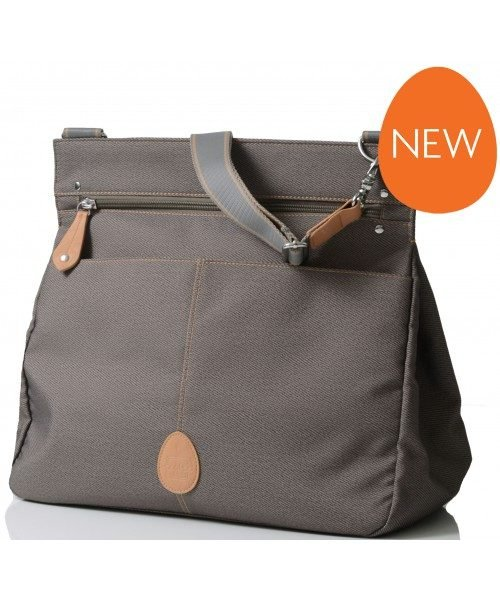 pacapod oban mocha changing bag