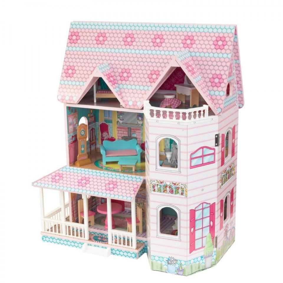 kidkraft abbey doll house