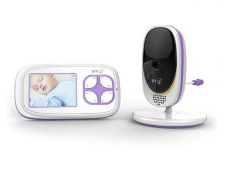 BT 3000 video baby monitor