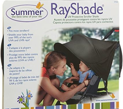 Summer Infant Ray Shade Stroller Shade