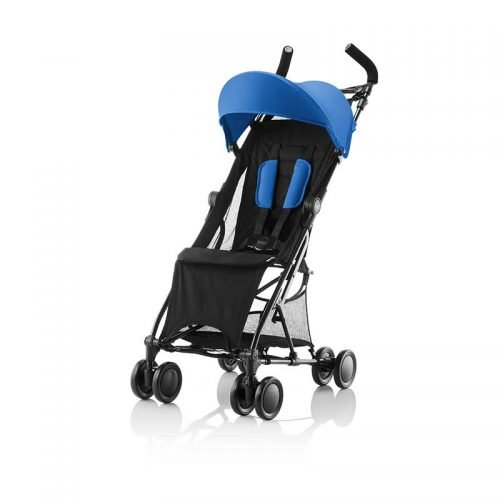 Britax Holiday Stroller - Blue