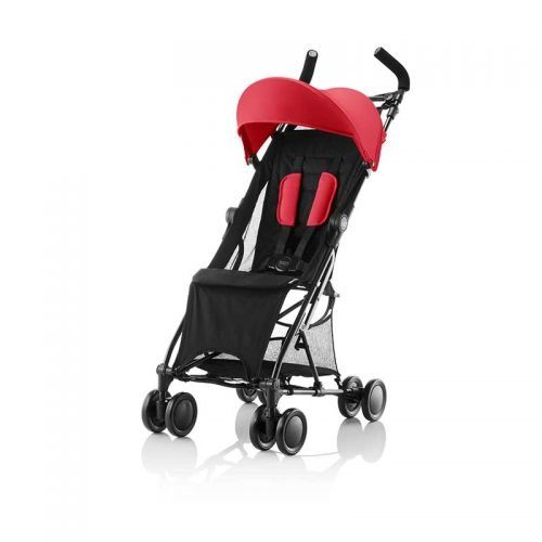 Britax-Holiday-Stroller-Red