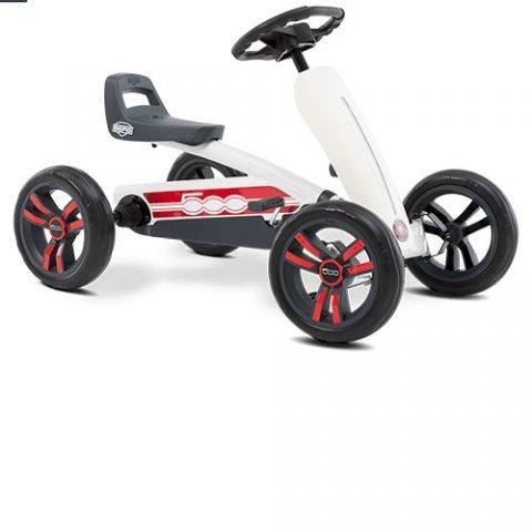 BERG Buzzy Fiat 500 Pedal Go Kart