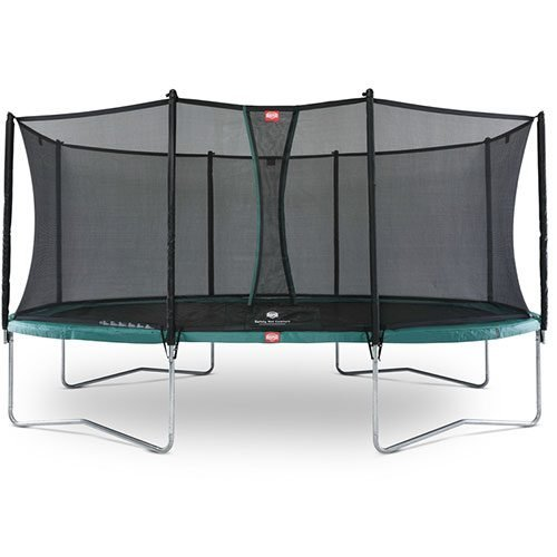 BERG Grand Favorit Trampoline Regular 520 & Safety Net Comfort