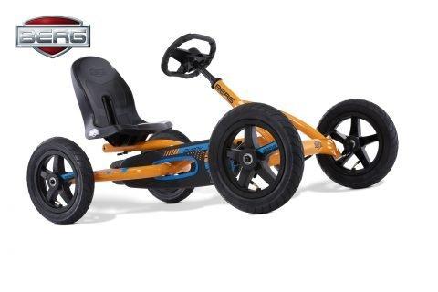 BERG Buddy B Orange Go Kart