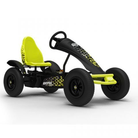 BERG Limited Edition Trinity Pedal Go Kart