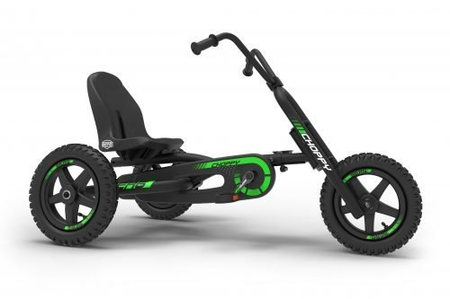 BERG Choppy Neo Limited Edition Pedal Go Kart