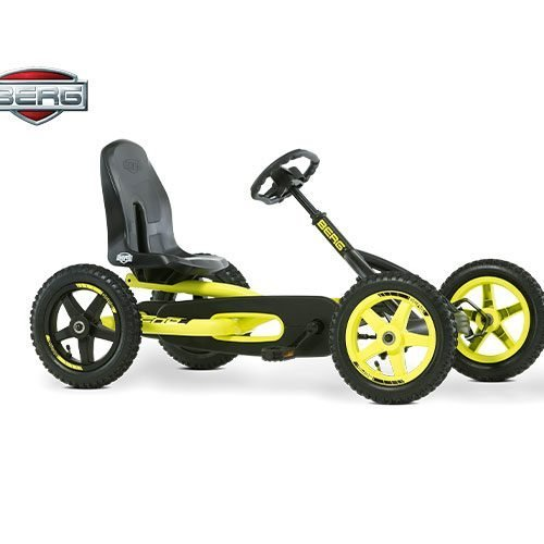 BERG Buddy Cross Pedal Go Kart