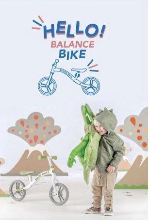 My Buddy Wheels Dino Balance Bike