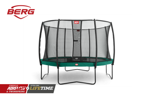BERG Champion Green with Safety Net Deluxe