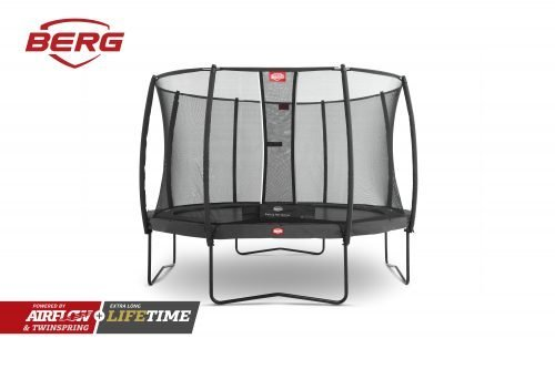 BERG Champion Grey with Safety Net Deluxe