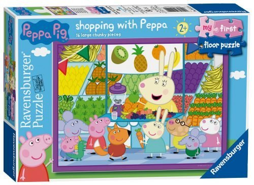 Ravensburger Shopping with Peppa Puzzle