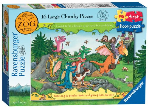Ravensburger Zog My First Floor Puzzle