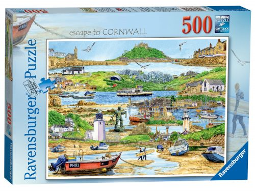 Ravensburger Escape to Cornwall Puzzle 500pc