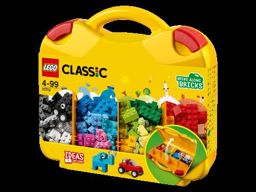 LEGO Classic Creative Suitcase Building Bricks 10713