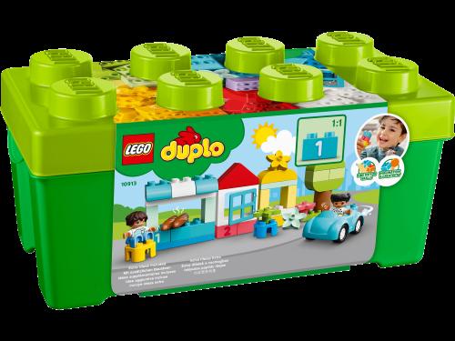 LEGO DUPLO Classic Brick Box with Toy Storage 10913