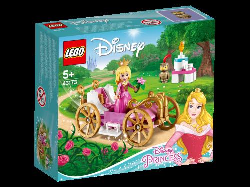 LEGO Disney Princess Aurora's Royal Carriage Playset 43173