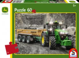 Schmidt John Deere: 7310R Tractor (60pc) Puzzle