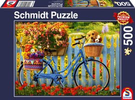 Schmidt Sunday Picnic with Friends 500 pcs Puzzle