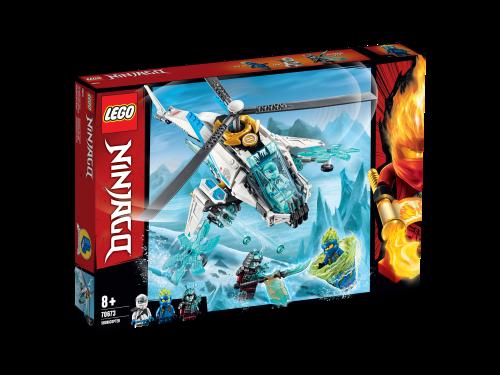 LEGO NINJAGO ShuriCopter Ninja Helicopter 70673