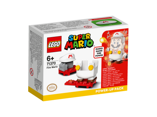 LEGO Super Mario Fire Power-Up Pack Expansion Set 71370