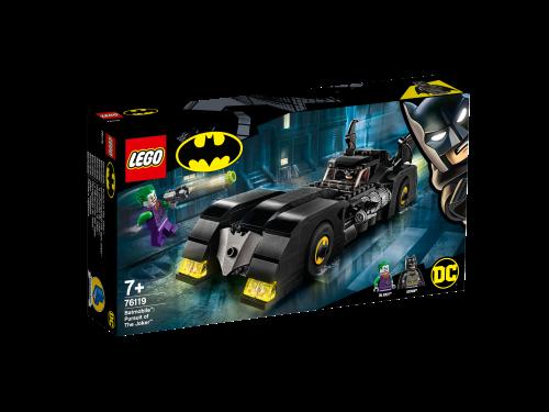 LEGO DC Batman Batmobile: Pursuit of The Joker Toy 76119