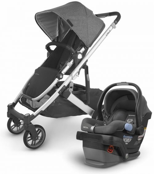 Uppababy Cruz V2 Jordan with MESA i-SIZE Infant Car Seat