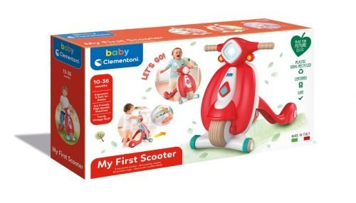 Baby Clementoni® My First Steps Scooter