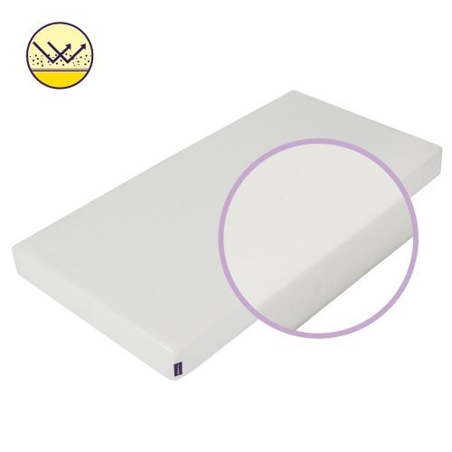 Clevamama Anti-Allergy Baby Cot Bed Mattress