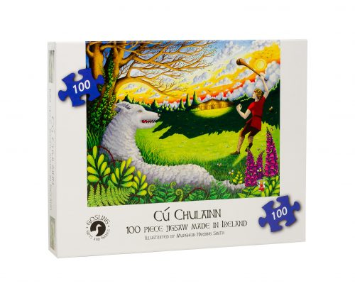 Goslings Cú Chulainn 100pc Jigsaw