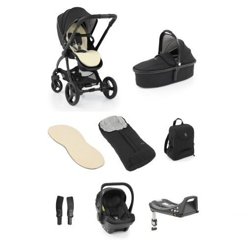 Egg 2 Luxury Travel System Special Edition - Just Black