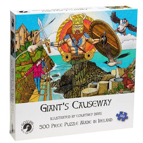 Goslings Giants Causeway Jigsaw 500pcs