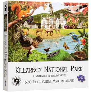 Goslings Killarney National Park Jigsaw 500pcs