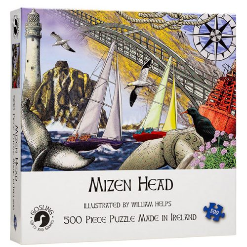 Goslings Mizen Head Jigsaw 500pcs