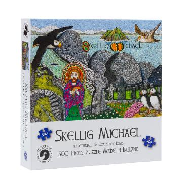 Goslings Skellig Michael Jigsaw 500pcs