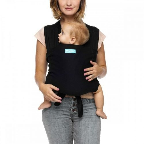 Moby Fit Hybrid Baby Carrier - Black