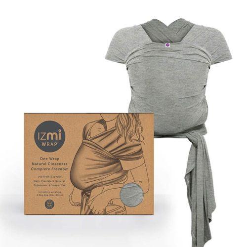 Izmi One Wrap Natural Closeness - Grey