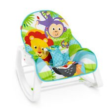 Fisher Price Infant-to-Toddler Rocker - Blue