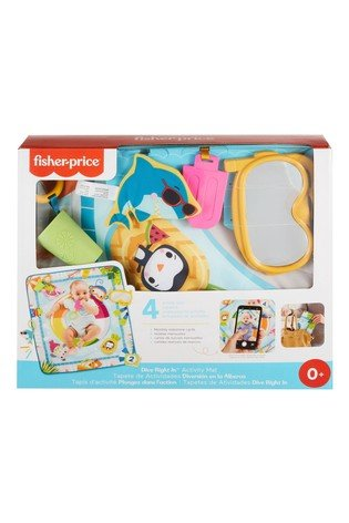 Fisher Price Dive Right In™ Activity Mat