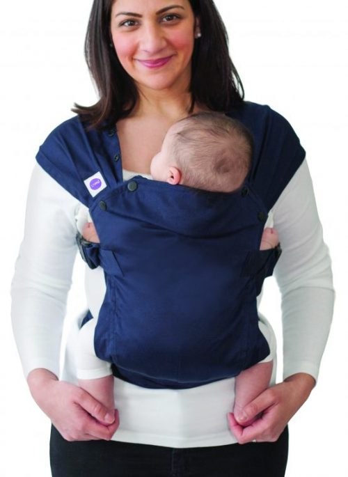 Izmi Baby Carrier - Navy