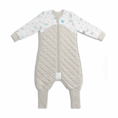 Love To Dream White Sleep Suit 2.5 Tog 3-6month