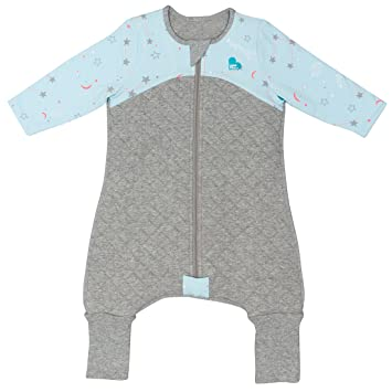 Love To Dream Green Sleep Suit 2.5 Tog 6-12month