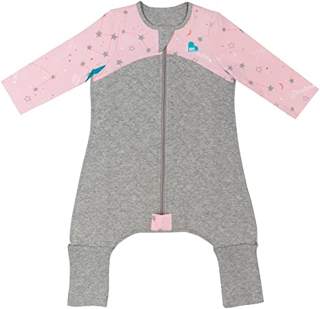 Love To Dream  Pink Sleep Suit 2.5 Tog 6-12month
