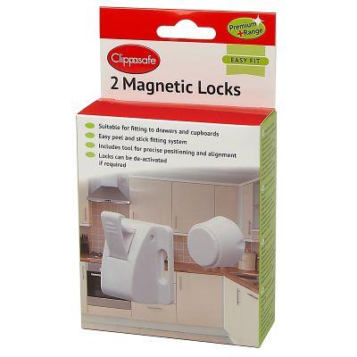 Clippasafe 2 Magnetic Locks