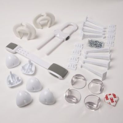 Clippasafe Home Safety Starter Pack 22 Pieces