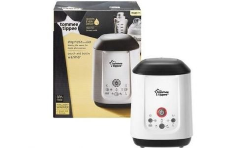 Tommee Tippee - Express & Go Bottle & Pouch Warmer